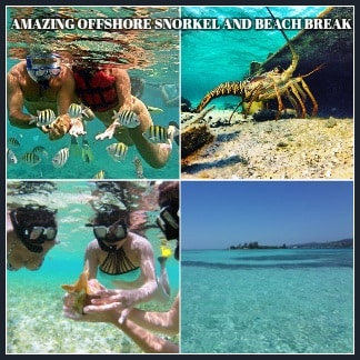 Amazing Offshore Snorkel N Beach Break